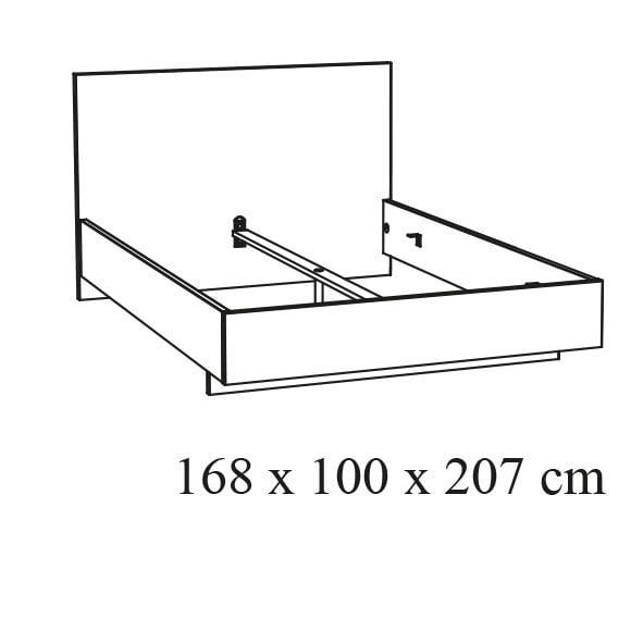 Bed-Andante-16-tekening