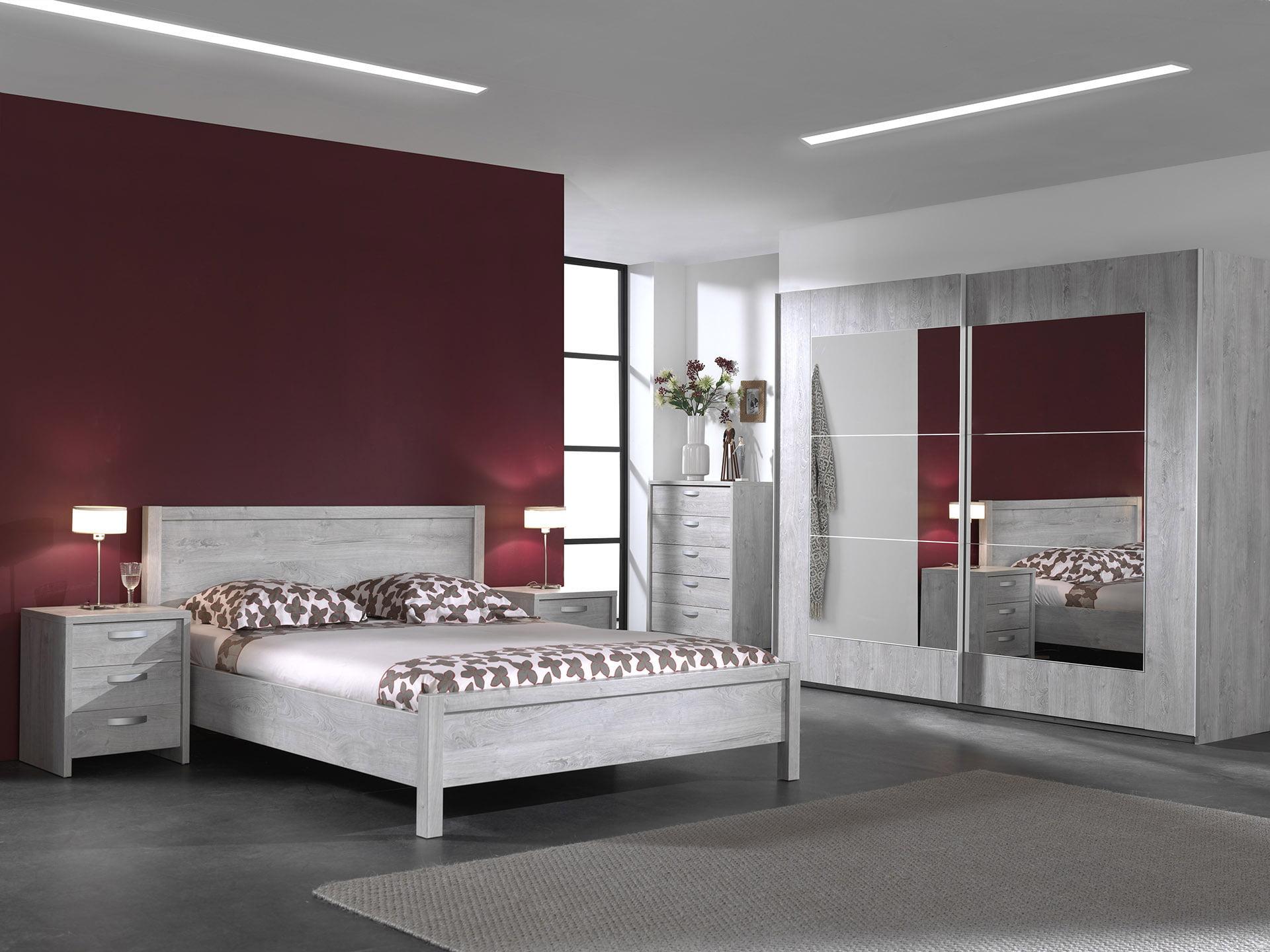 Complete slaapkamer Madrid