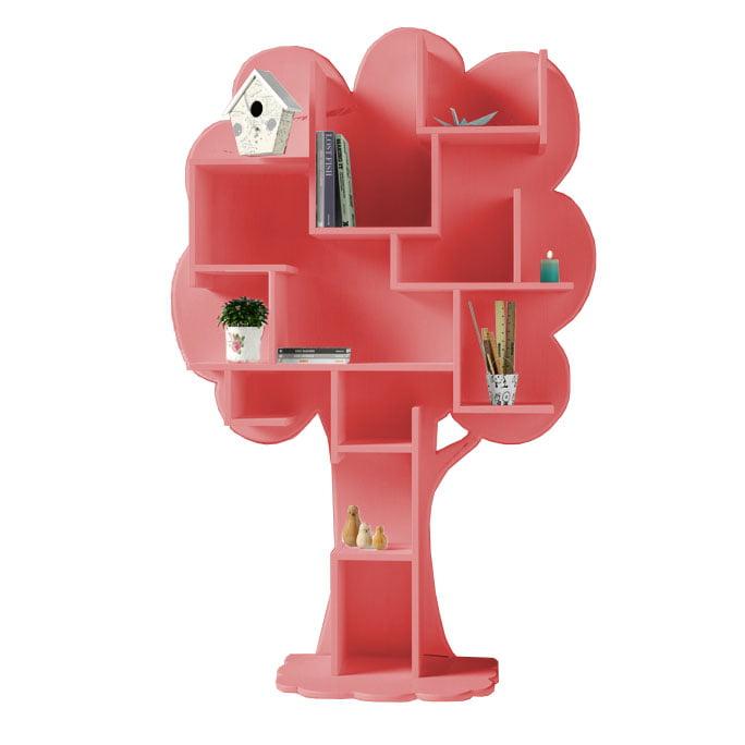 Boekenkast Louane Licht Roze