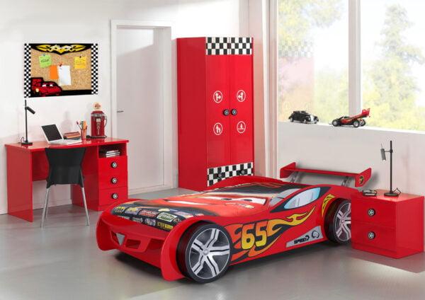 Racekamer Hans