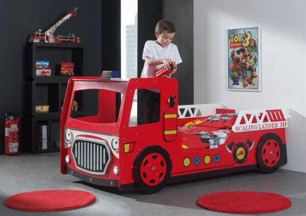 Brandweerbed-Liam, brandweerman Sam