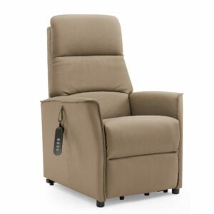 Relaxfauteuil Marleen Taupe