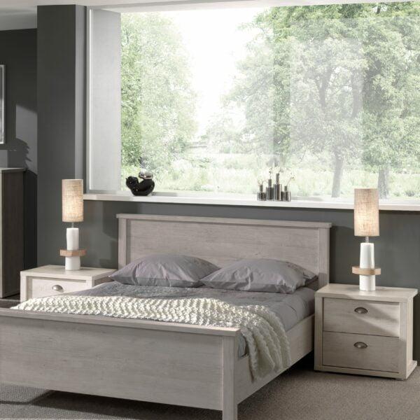 Set nachtkastjes Niels