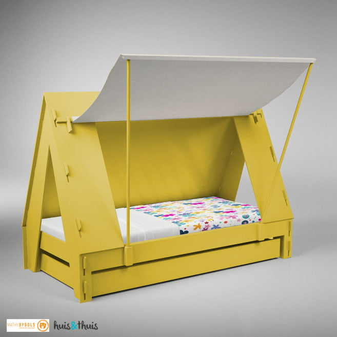 Tentbed-Geel Mathy By Bols Huis en thuis