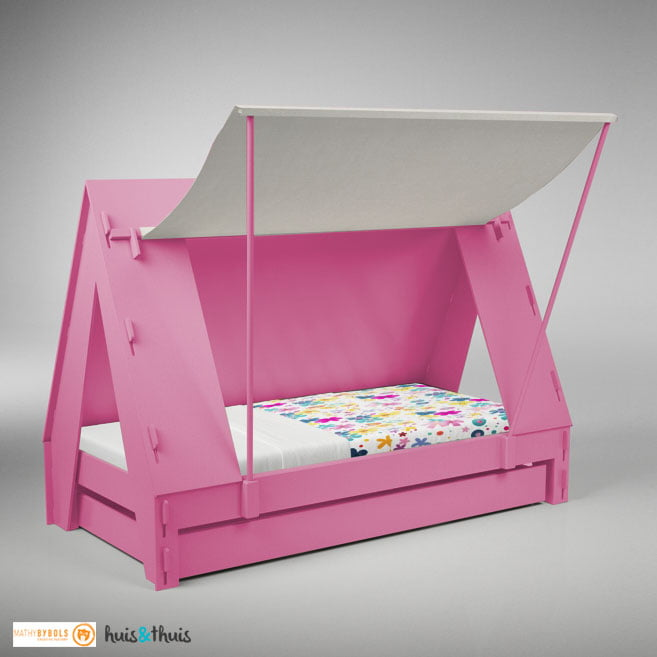 Tentbed-licht-roze Mathy By Bols Huis en Thuis