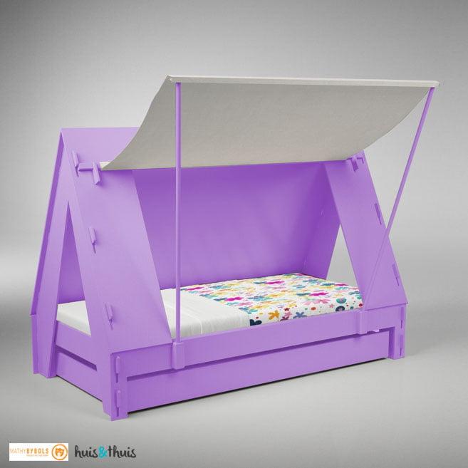 Tentbed-lila Mathy By Bols Huis en thuis