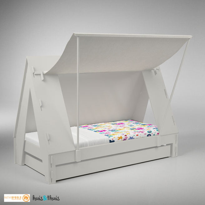 Tentbed-wit Mathy By Bols Huis en thuis