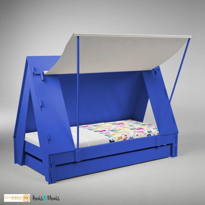 Tentbed-blauw Mathy By Bols Huis en Thuis