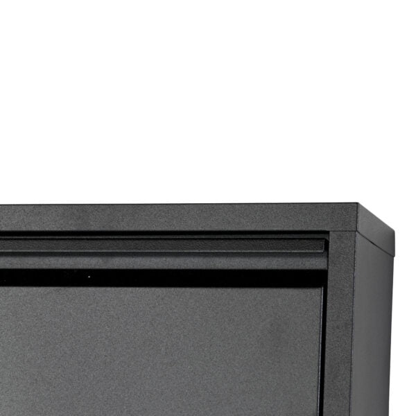Schoenenkast Oscar-3 Zwart-3